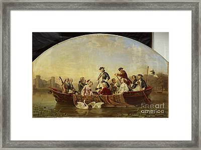 Theobald Reinhold Framed Print by MotionAge Designs