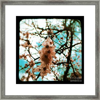Therapy Framed Print