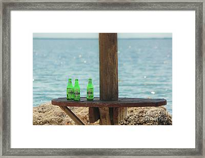 Therapy For The Three Amigos Framed Print by Rene Triay Photography