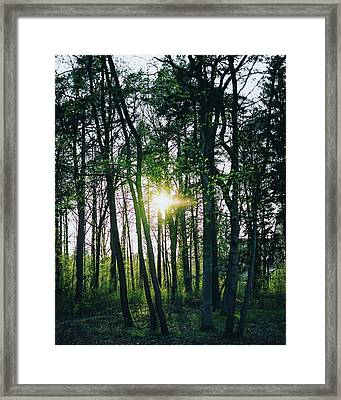 There Is Always An Adventure Waiting In Framed Print