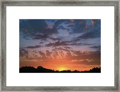 There Is Coming A Day 2 Framed Print by Robert Pearson