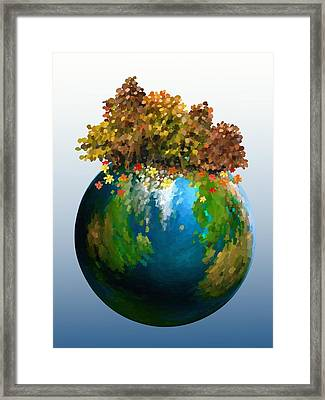 There Is Only One Framed Print