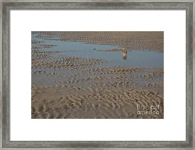 There Once Was A Boy... Framed Print