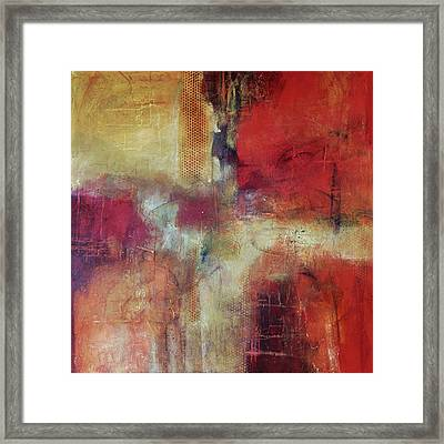 There's Always A Way Framed Print by Filomena Booth
