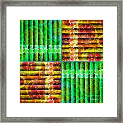 Theres Always Time For A Good Churchill 20150829 Four M160 Framed Print