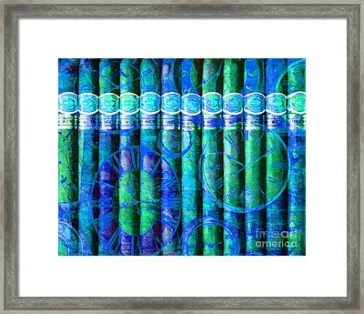 Theres Always Time For A Good Churchill 20150829 P180 Framed Print
