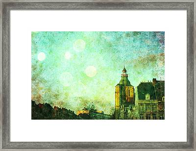 There's Magic In The Air Framed Print by Studio Yuki