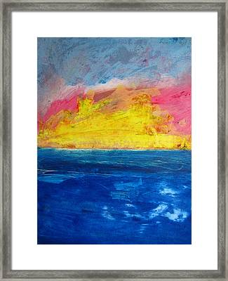 Thermal Framed Print
