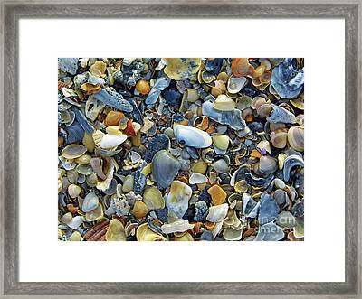 They Are All Different Framed Print