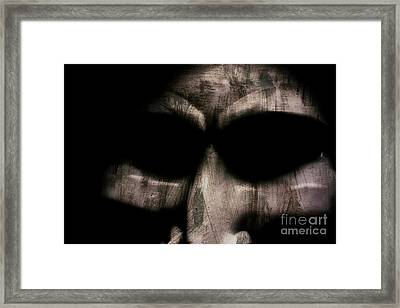 They Have No Soul Framed Print