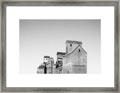 They Still Stand Guard Framed Print by Todd Klassy