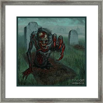 They Will Come Framed Print by Tony Koehl