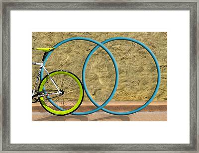 Thick Slick Framed Print by Paul Wear