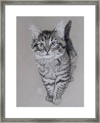 Thing One Framed Print