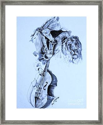 Things I Like Framed Print by Jamey Balester