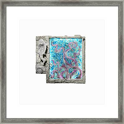Things Of The Sea Framed Print