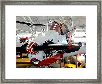 Things That Fly - 1 Framed Print by Arlane Crump