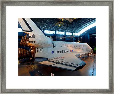 Things That Fly - 4 Framed Print by Arlane Crump