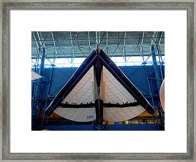 Things That Fly - 7 Framed Print by Arlane Crump