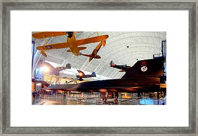 Things That Fly - 5 Framed Print by Arlane Crump