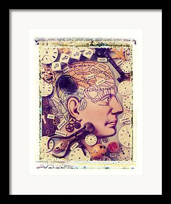 Cognitive Processes Framed Prints