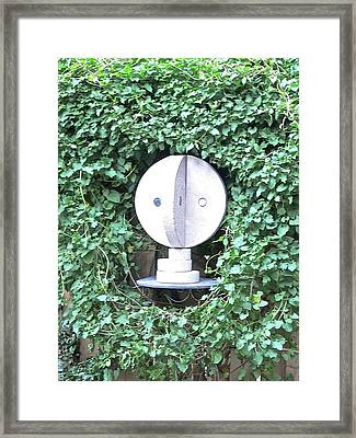 Third Chakra Manipura Solar Plexus Framed Print by Frank Pasquill
