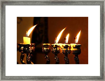 Third Night Framed Print by Kevin Phipps