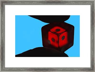 Thirds Framed Print by Dan Holm