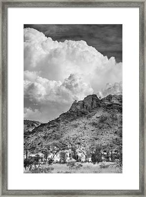 Thirsty Earth Framed Print