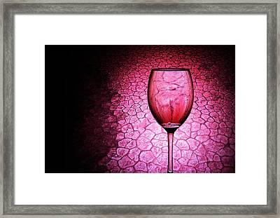 Thirsty Framed Print
