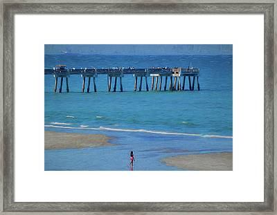 Thirty To One Framed Print by Dave Bosse