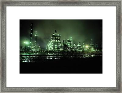 This Beautiful Night Shot Shows What Framed Print