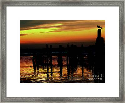 This Day... Framed Print by Rick Maxwell