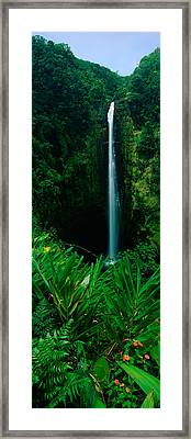This Is Akaka Falls State Park. The Framed Print
