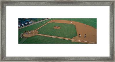 This Is Bill Meyer Stadium. There Framed Print by Panoramic Images