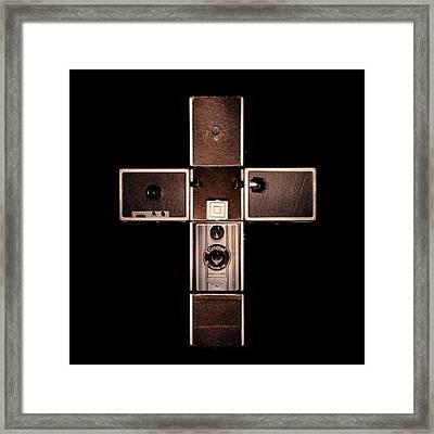 This Is My Religion  Framed Print by Adam Smith