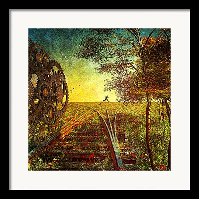 Escapes Framed Prints