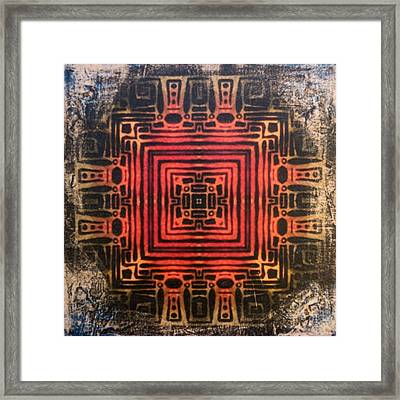 This Is The Last Week To See My Art Framed Print