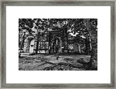 This Is The Philippines No.10 - San Juan Nepomuceno Church Framed Print by Paul W Sharpe Aka Wizard of Wonders