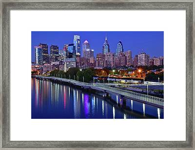 This Is The Shot You Want Framed Print by Frozen in Time Fine Art Photography