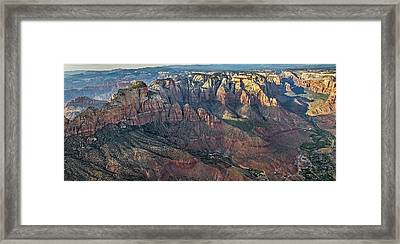 This Is Zion Framed Print by Loree Johnson