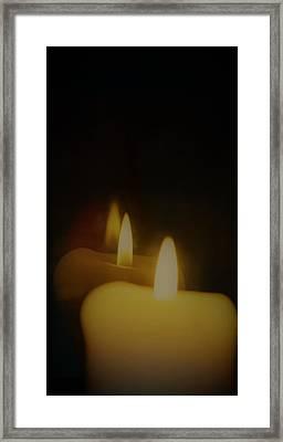 This Little Light Of Mine Framed Print by John Glass