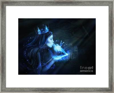 This Magic Moment Framed Print
