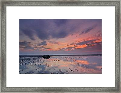 This Must Be The Place Framed Print by Juergen Roth