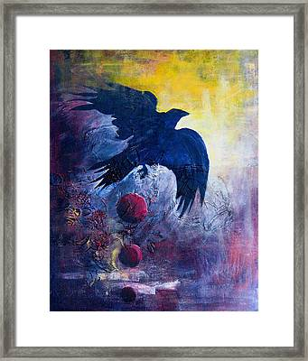 This Mystery Explore Framed Print by Sandy Applegate
