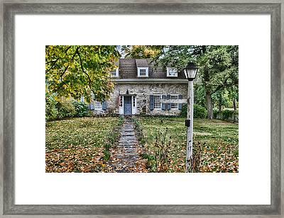 This Old House Framed Print by Deborah Benoit