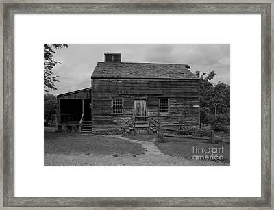 This Old House Framed Print by Kathleen Struckle