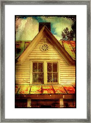This Old House Framed Print by Mike Eingle