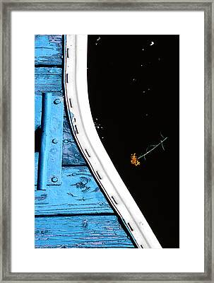 This Space Available Framed Print