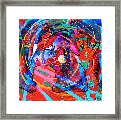 This Time This Place Framed Print by Rollin Kocsis